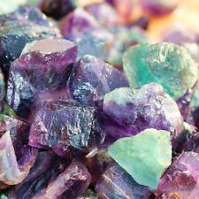 100g Natural Rare Fluorite Crystal Stone Rock Gemstone Specimen Home Decor