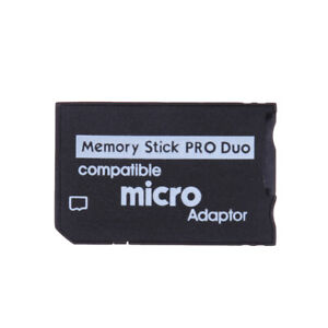 Mini Memory Stick Pro Duo Card Reader neue Micro-SD-TF, MS Kartenadapter SL#