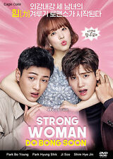 Strong Woman Do Bong Soon Korean Drama (4DVDs) Excellent English & Quality!