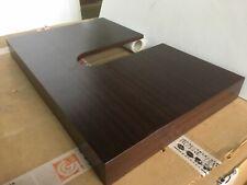 MENSOLA/ Piano da appoggio colore WENGè  Ceramica Cielo Kaba   80 X 50X H 8