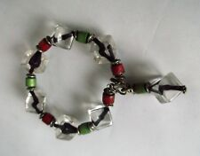 PRETTY ASSORTED BEAD BRACELET