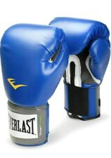 Pro Style Training Boxing Pro Style training Gloves Blue 8 oz level 1