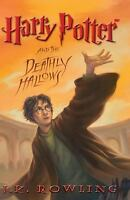 Harry Potter and the Deathly Hallows by J. K. Rowling (2009, Paperback, Large...