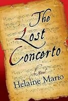 The Lost Concierto Tapa Dura Helaine Mario