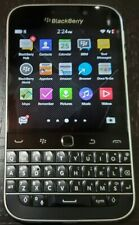 Blackberry Classic Q20 - 16Gb, used but very good condition, unlocked w/ charger