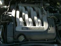 95 MERCURY MYSTIQUE Ford Contour Engine 2.5L VIN L 8th digit DOHC Duratech motor