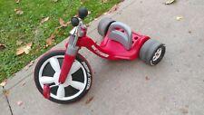 VTG Radio Flyer Deluxe Big Flyer®, Tricycle Kids Bike Big Wheel Out Doors Play