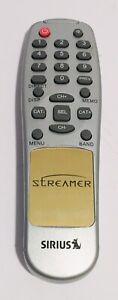 Original OEM Sirius Streamer Remote Control Gray Tested