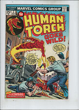 Human Torch #2 fine+ to f/vf