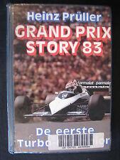 Peters' Book Grand Prix Story 83 de eerste Turbo-Champion Heinz Prüller (Ned)