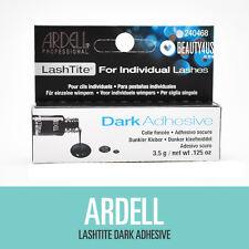 Ardell LashTite Individual Eyelash Adhesive Glue - Dark 0.125 oz