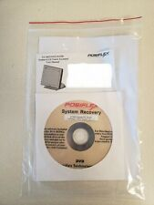 Posiflex Pos System Recovery Cd Xt-3815 / 3915 / 3915R Touch Terminal