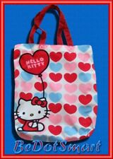 NEW HELLO KITTY LOVE BUBBLE TOTE / SHOPPER / GYM BAG BNWT GENUINE ITEM UK STOCK