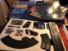 RARE VINTAGE 80'S AURORA AFX FORMULA 1 DUEL SLOT CAR SET TOMY NEW SEALED !
