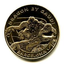 ESPAGNE BARCELONE Dragon by Gaudi, 2013, Monnaie de Paris
