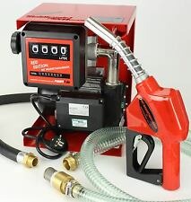 230 Volt pumpe Dieselpumpe Magnet Filter Tankstelle Bauhof Diesel