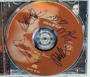 CD alias eye Filed of Names sehr gut signiert