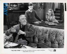 Roddy McDowall Peggy Ann Garner The Pied Piper VINTAGE Photo