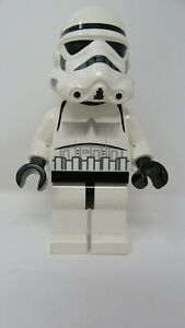Lego Star Wars 8 inch Storm Trooper Model with LED Night Light/Torch feature