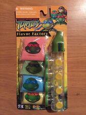 Teenage Mutant Ninja Turtles Candy Flavor Factory Toy, MOC (B72)