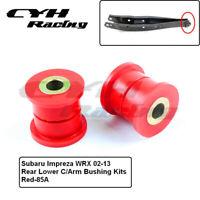 Polyurethane Rear Lower C/Arm Bushing Kits For Subaru Impreza WRX&STI 08-16