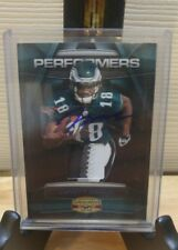 2009 Gridiron Gear Jeremy Maclin Performers RC 3clr Patch Auto SP #/10 Eagles