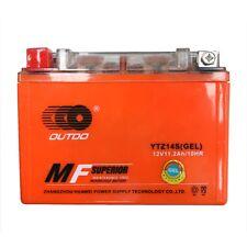 YTZ14S Motorcycle Battery For Yamaha Honda VT1300CS CR CXA FURY ST1300 CB1300