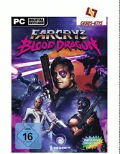 Far Cry 3 Blood Dragon UPLAY Pc Key Game Download Code Neu Global [Blitzversand]