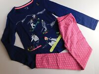 NWT GAP Girl's 2 Pc Outfit T-Shirt Snowboards/Star Leggings XL XXL MSRP$40 New