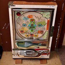 Vintage 1970s Nishijin Elix Rotary Sophia Super DX Pachinko Pinball Machine
