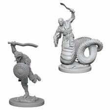 D&D NOLZUR'S MARVELOUS UNPAINTED MINIATURES YUAN-TI MALISONS (PACK OF 6)