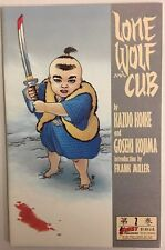 Lone Wolf And Cub #2 (1987) NM First Comics
