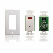 C2G Trulink Infrared (Ir) Remote Control Dual Band Wall Plate Receiver