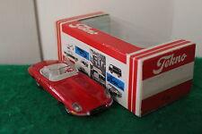 "Tekno No: 926 ""Jaguar E Type Roadster"" - Red (Made in Denmark)"