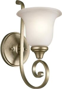 Kichler 43170SGD One Light Wall Sconce