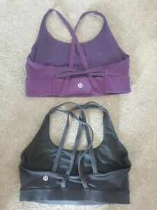 Two Lululemon sports bras CAN 6