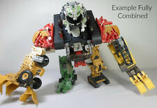 Massive Transformers Combiner Construction Devastator ROTF Movie 2009 Hasbro HTF