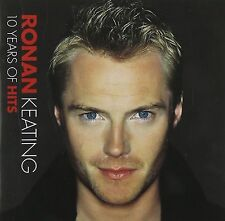RONAN KEATING: 10 YEARS OF HITS  - CD (2004) UK SPECIAL EDITION: 17 TRACKS