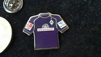 NEU: SV Werder Bremen SVW Trikot Pin Badge Away 2016/17 Wiesenhof
