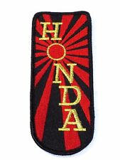 HONDA classic cafe racer motorcycle patch cb750 rising sun zero WW2 style
