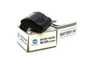 Batteriehalter battery grip holder Minolta Maxxum 5000 7000  BH-70T /BOXED