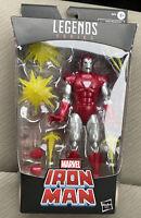 Marvel Legends 2020 Walgreens Exclusive IRON MAN Silver Centurion NEW-Free Ship