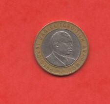 République du KENYA - 10 SHILLINGS 1994  RARE   (139)