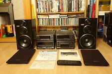 Technics SC-CH900 Stereo Hi-Fi System good working condition!!