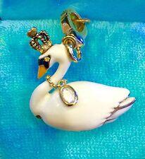 NWOT 2006 Juicy Couture Swan Prince charm. VHTF RETIRED YJRU1053