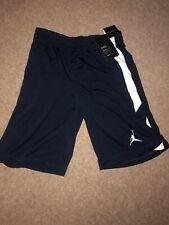 Mens Nike Jordan Basketball Shorts Loose Fit S Blue white Bargain