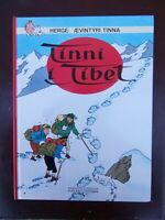 Tintin -  TINTIN ISLANDAIS - Tintin au Tibet FJÖLVI EDITION DE 1987 - RARE TTBE!