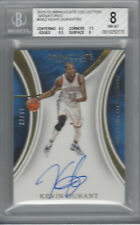 KEVIN DURANT 2015-16 IMMULATE COLLECTION SIGNATURES 32/60 #S-KD BGS 8/AU 10