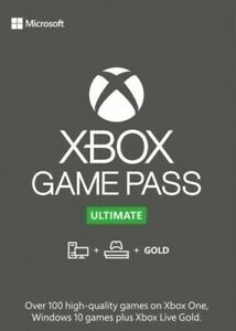 Xbox Game Pass Ultimate – 14 Days TRIAL Subscription (Xbox One/ Windows 10) Xbox