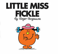 Little Miss Fickle by Roger Hargreaves (Paperback, 1984)